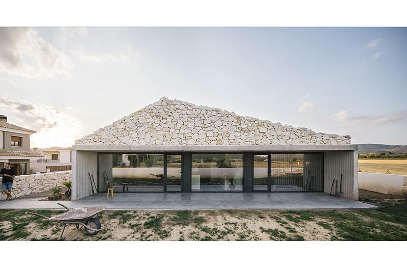 Arquitectura y empresa casa Calixto GRX arquitectos 01