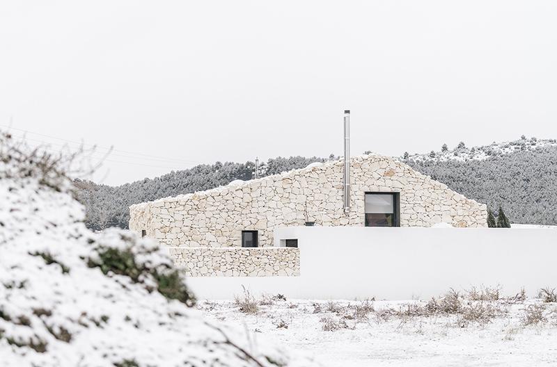 Arquitectura y empresa casa Calixto GRX arquitectos 03