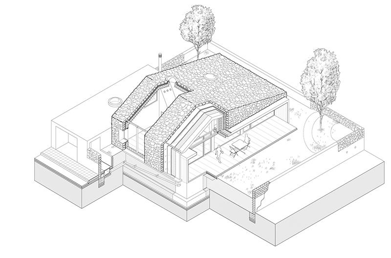 Arquitectura y empresa casa Calixto GRX arquitectos 05