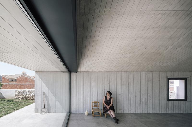 Arquitectura y empresa casa Calixto GRX arquitectos 06