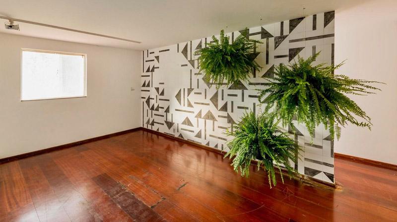 Casa colonial Niemeyer_imagen del interior de estancia y paraban