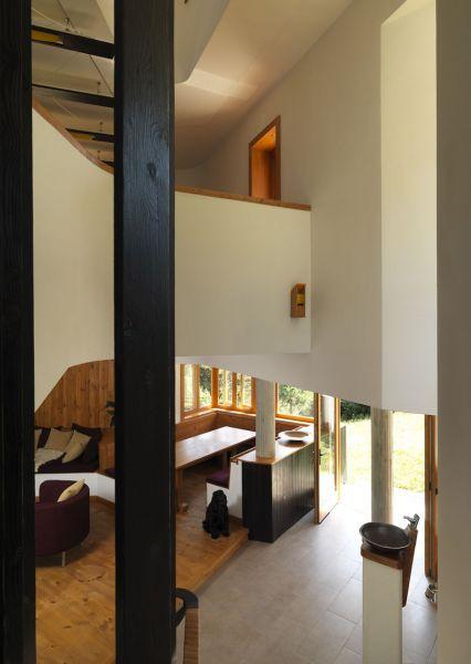 Casa en el  lago de Batak_planta primera
