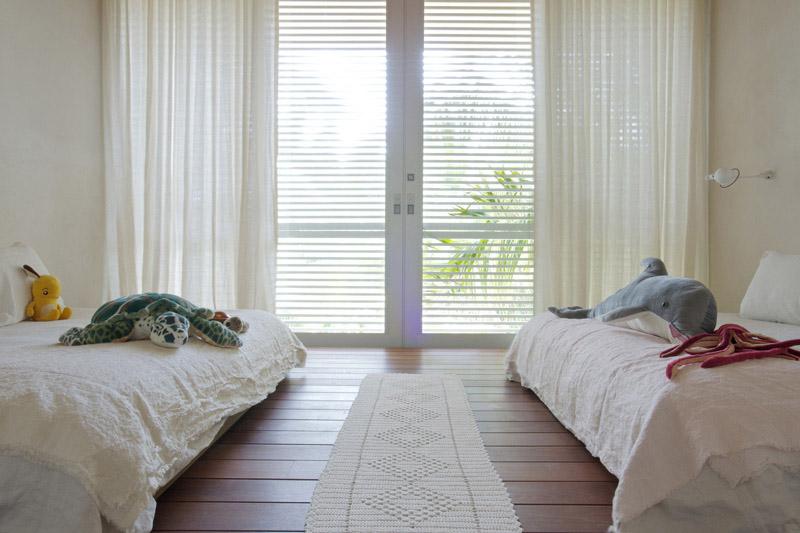 Una habitación de la Casa en las dunas_ bahamas