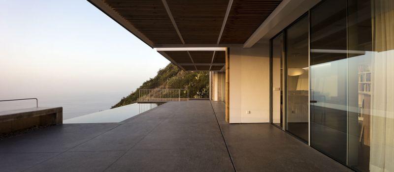 arquitectura casa mama equipo olivares vista exterior terraza