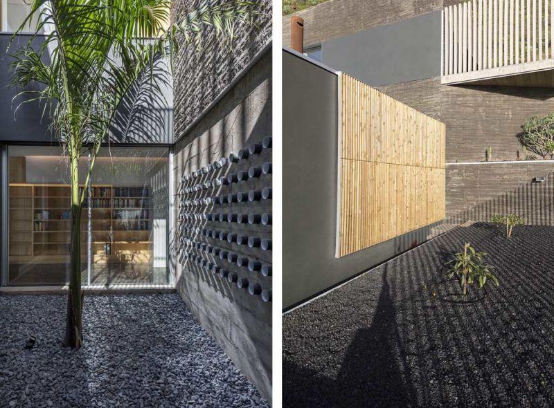 arquitectura casa mama equipo olivares vista exterior patios