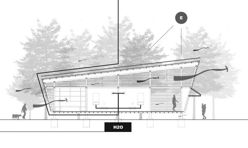 arquitectura y empresa_casa sin huella_climatismo