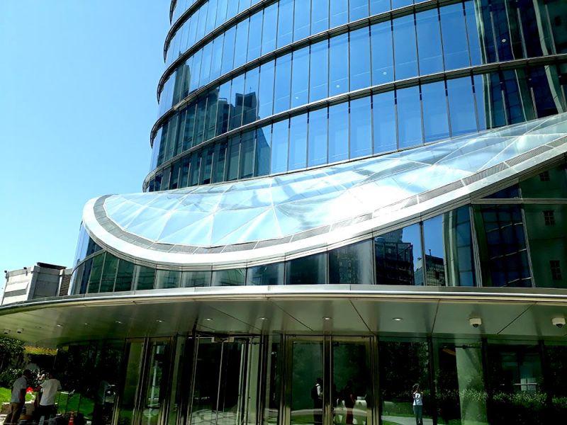 arquitectura y empresa cesar pelli torre macro