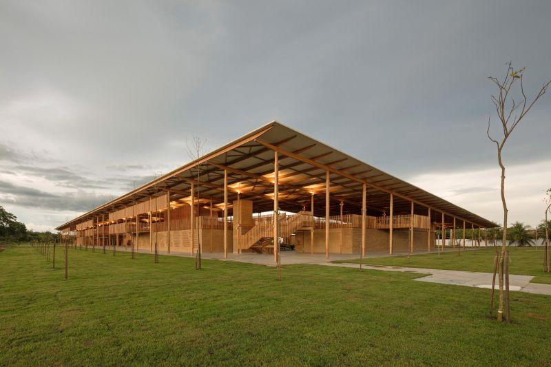 arquitectura y empresa_children village_conjunto