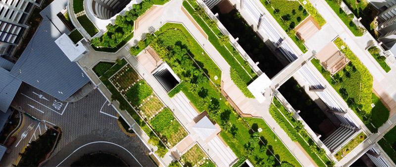Arquitectura y Empresa, ChovA, sostenibilidad, eficiencia energética, cubierta verde, cubierta ajardinada, cambio climático, ChovADREN, ChovADREN DD GARDEN, ChovADREN 20 GARDEN, ChovADREN DD, drenaje, aislamiento, materiales de construcción, impermeabilizante