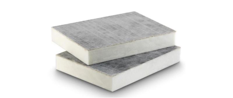 Arquitectura y Empresa, ChovA, aislamiento térmico, impermeabilización, cubierta, ChovA PIR, materiales de construcción, tejado, panel aislante, cubiertas deck, termoestable