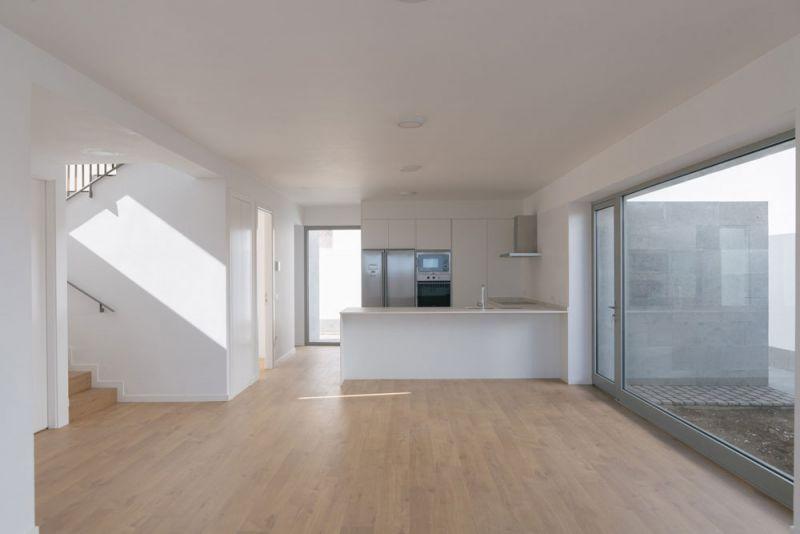 arquitectura y empresa cabrera febles casa leal cocina office