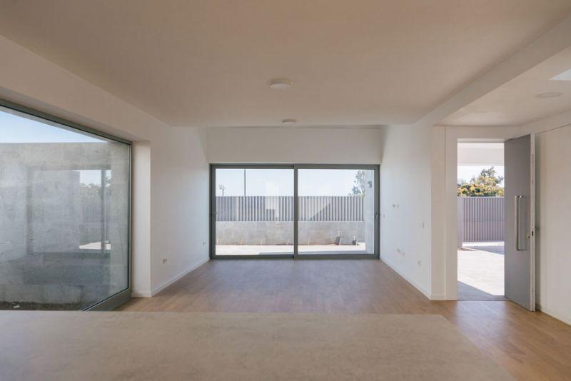 arquitectura y empresa cabrera febles casa leal estar entrada