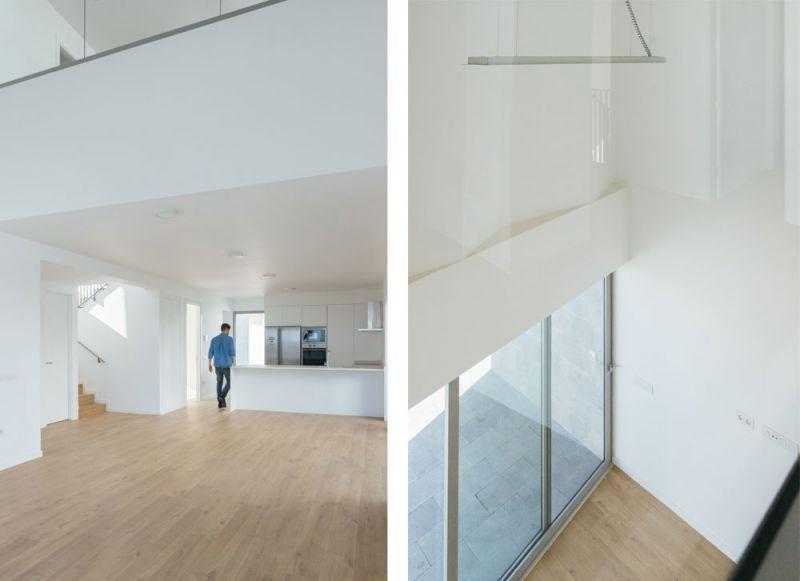 arquitectura y empresa cabrera febles casa leal doble altura