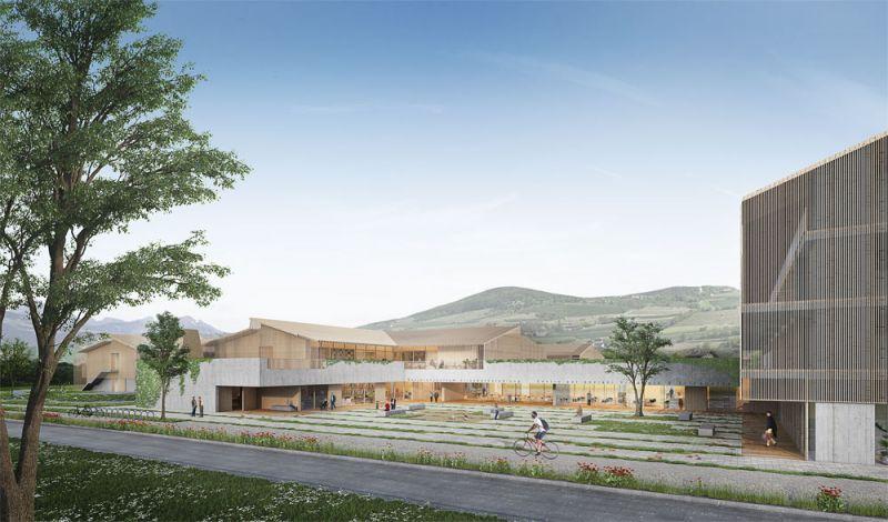 arquitectura entrevista pinearq villaggio santa elisabetta