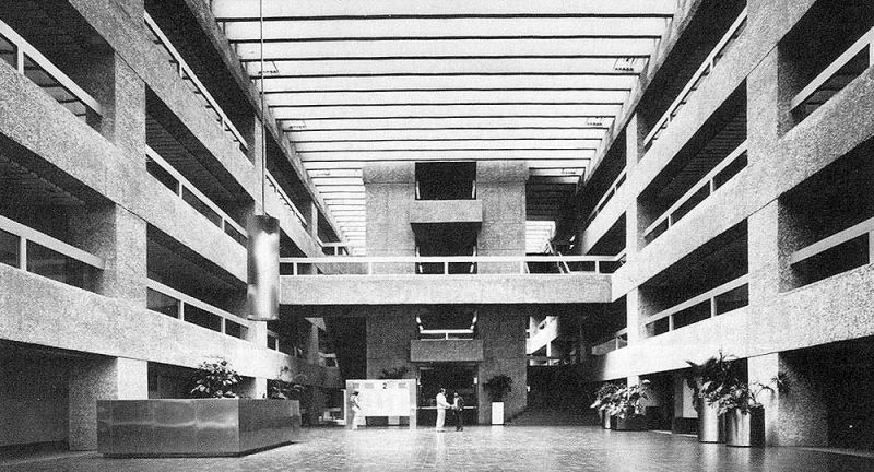 arquitectura_y_empresa_claustro_Edificio_INFONAVIT