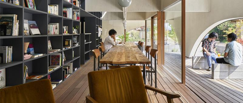 Arquitectura y Empresa, Japón, arquitectura japonesa, Takeru Shoji Architects, Koji Fujii, Nacása & Partners, Dental Clinic SDC, arquitectura sensorial