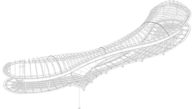 arquitectura_y_empresa_cluod like pavilion_esqueleto