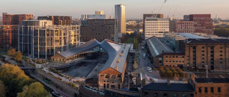 arquitectura, arquitecto, diseño, design, Londres, UK, Inglaterra, Heatherwick Studio, Luke Hayes, centro comercial, Coal Drops Yard