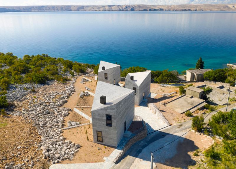 arquitectura y empresa_concrete houses_conjunto