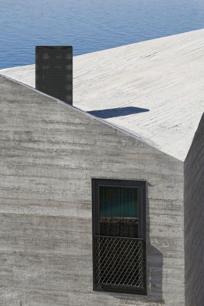 arquitectura y empresa_concrete houses_materialidad