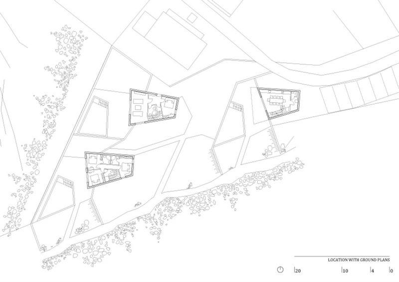 arquitectura y empresa_concrete houses_planta