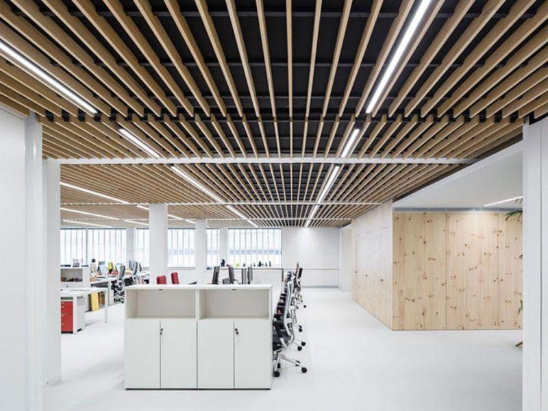arquitectura oficinas medio ambiente sostenibles