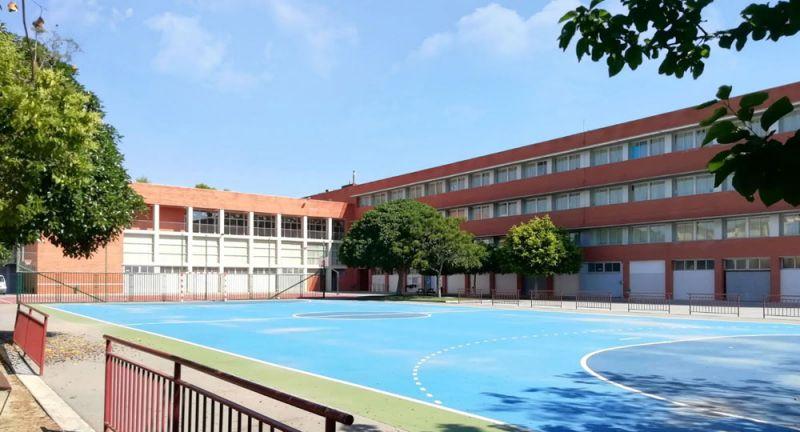 arquitectura cor asociados Colegio Nazaret de Alicante