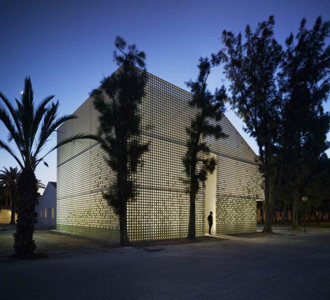 arquitectura cor asociados arquitectos foto museo gran celosia