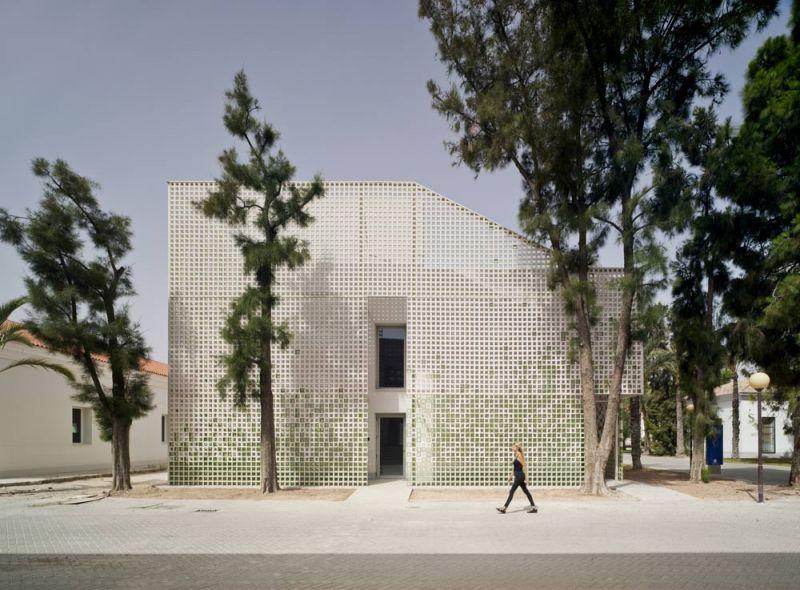 arquitectura cor asociados arquitectos foto museo colecciones naturales