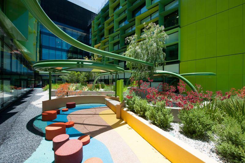 arquitectura_y_empresa_cox architecture_perthchildrens hospital_salas hospital