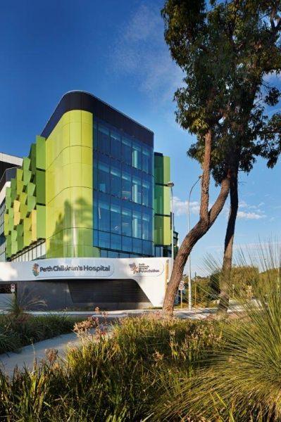 arquitectura_y_empresa_cox architecture_perthchildrens hospital_fachada