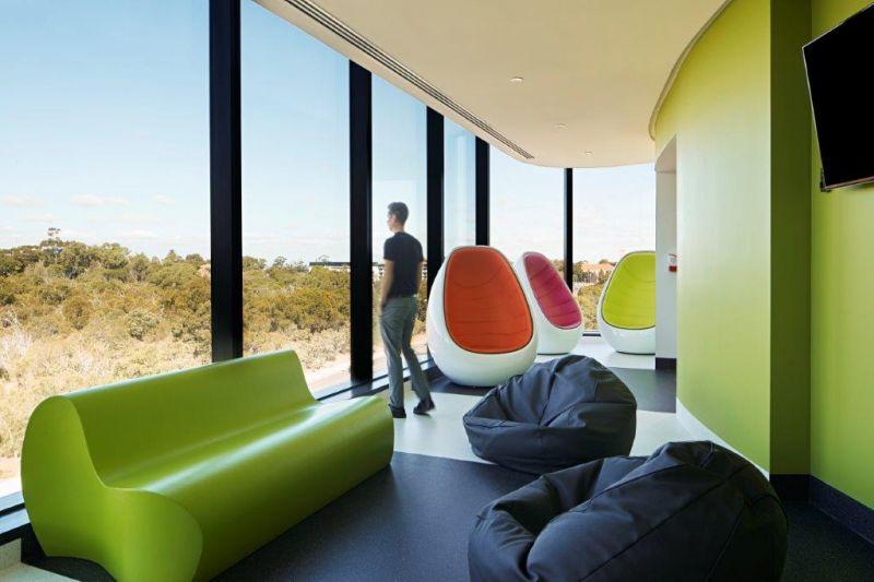 arquitectura_y_empresa_cox architecture_perthchildrens hospital_salas familiares