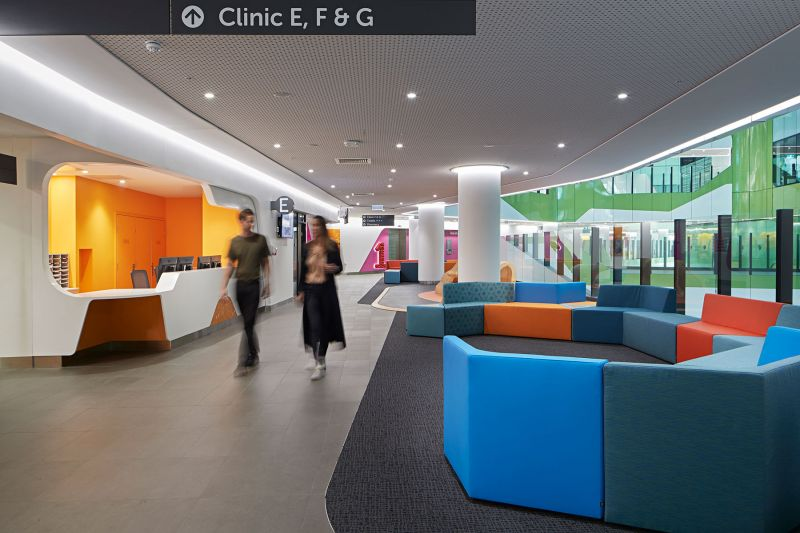 arquitectura_y_empresa_cox architecture_perthchildrens hospital_mostradores