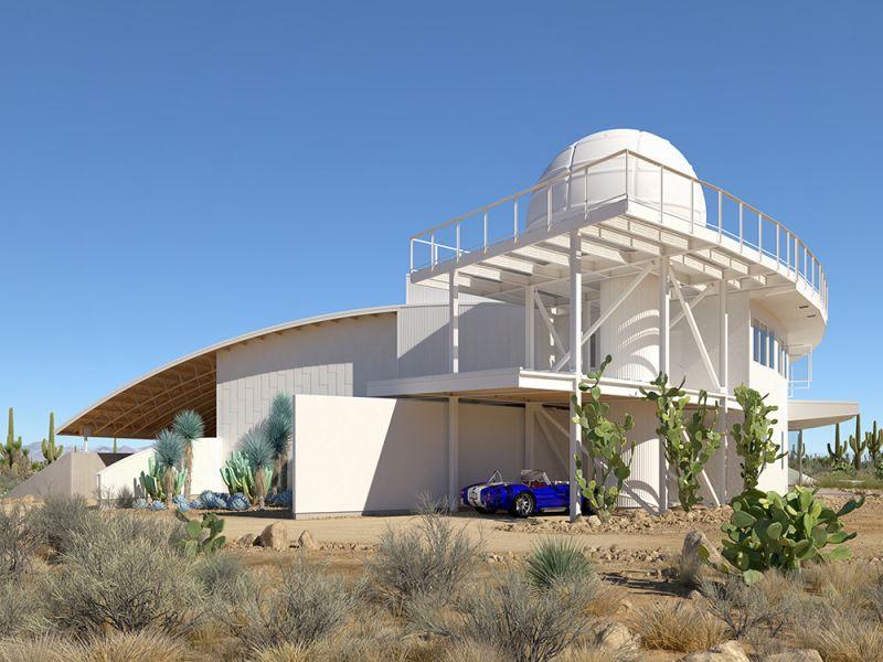 arquitectura_y_empresa_Desert Pearl_acceso