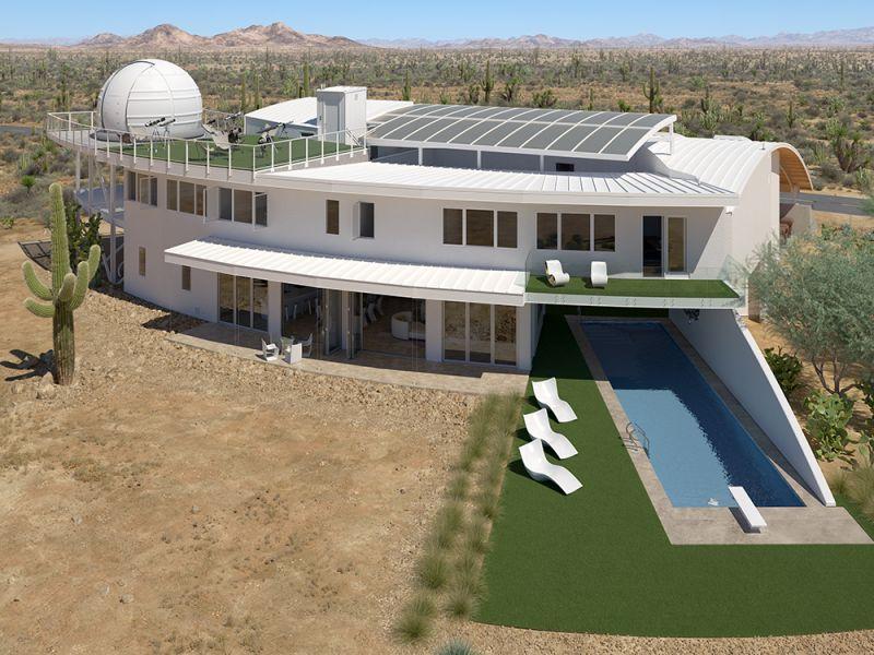 arquitectura_y_empresa_Desert Pearl_alzado sur