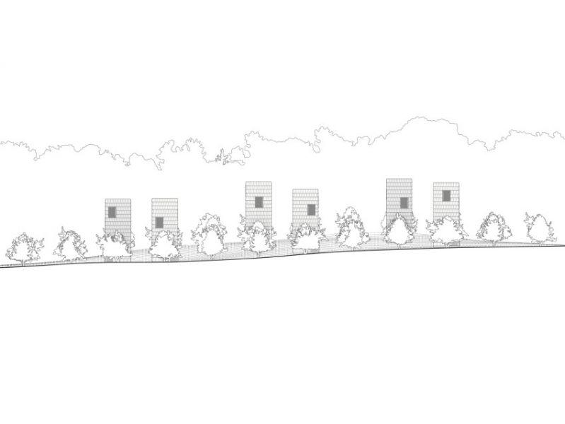 arquitectura_y_empresa_Elsewhere Hudson Valley_alzado conjunto