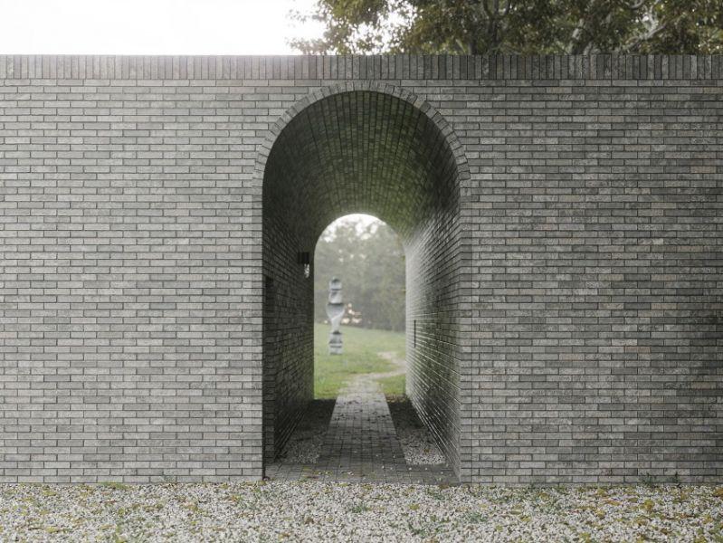 arquitectura_y_empresa_Elsewhere Hudson Valley_pasaje acceso