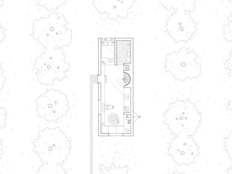 arquitectura_y_empresa_Elsewhere Hudson Valley_planta tipo