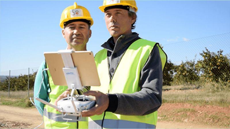 ARQUITECTURA energés panel fotovoltaico equipo