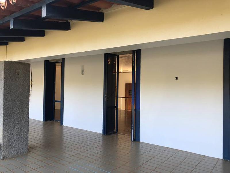 casa Niemeyer_vista de los huecos de fachada