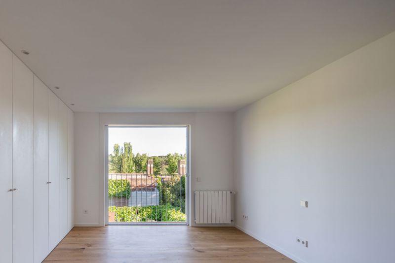 estudio andrada arquitectos vivienda unifamiliar en aravaca habitacion principal