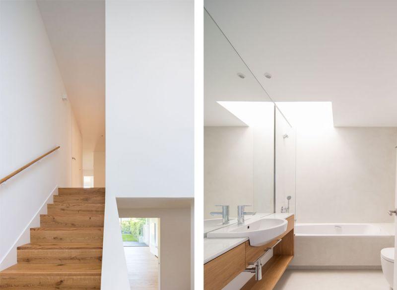 estudio andrada arquitectos vivienda unifamiliar en aravaca baño principal