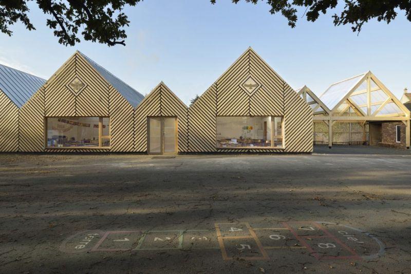 arquitectura_y_empresa_escuela materna_fachada módulos