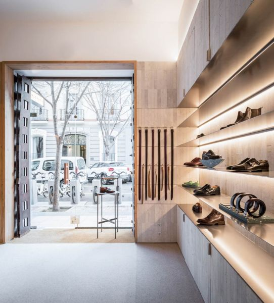 arquitectura estudio diir tienda diplomatic