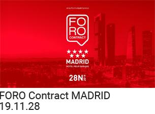 FORO CONTRACT Madrid