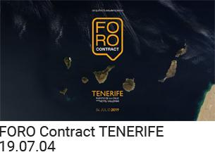 FORO CONTRACT TENERIFE