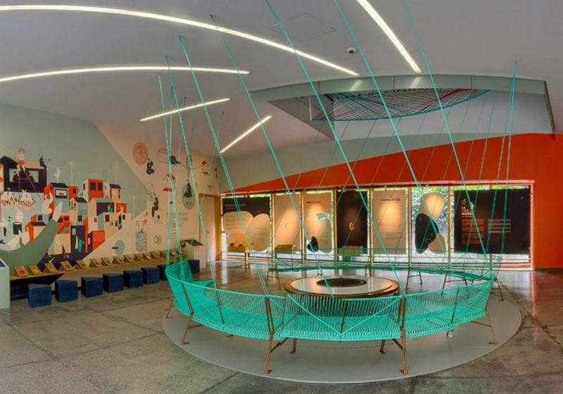 Exposición la Voz de las Manos del Museo Casa de la Memoria