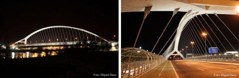 Expo Zaragoza 2008 - Puente del Milenio
