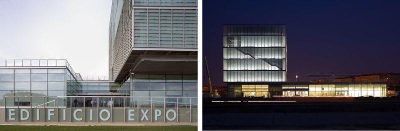Expo Zaragoza 2008 - Edificio Expo