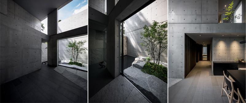 Arquitectura y Empresa, arquitecto, diseño, design, interiorismo, interior design,Japón, Japan, vivienda, espacios de trabajo, casa, unifamiliar, Akiyoshi Fukuzawa, F Residence, Gosize, minimalismo, minimalista, hormigón